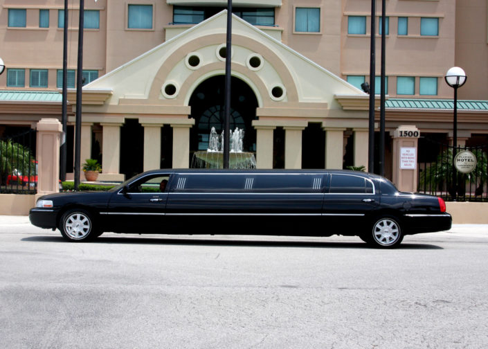 Limo for 20 people