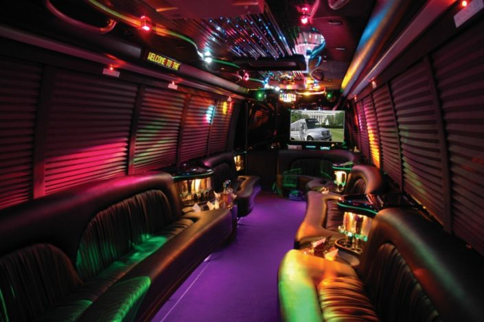 Party bus Orlando