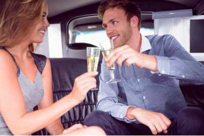 Rent a limo for a wedding
