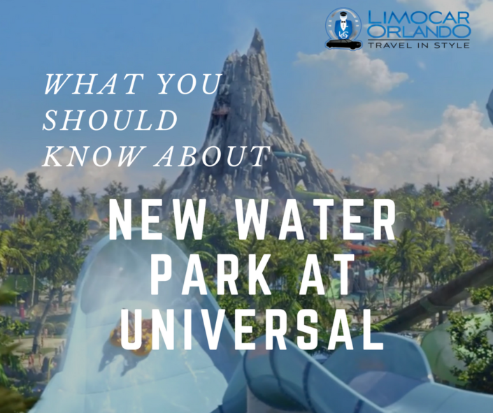 New Water Park at Universal